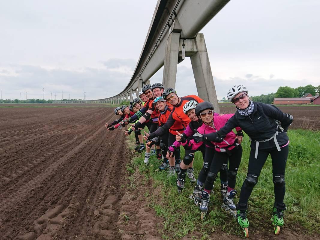 Transrapid-Strecke