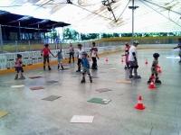 Eltern-Kind-Skating