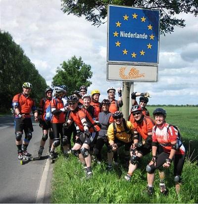Das Speedteam in Friesland