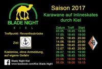 Termine der Kiel-Blade-Nights